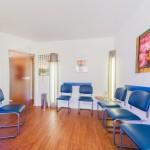 Wartebereich Praxis Zahnarzt Dr. Anschütz