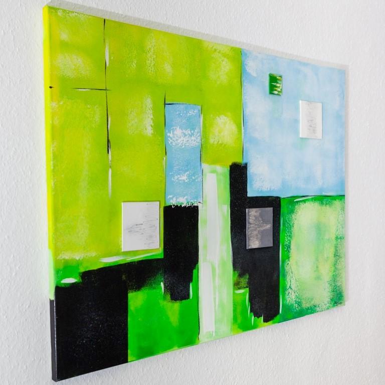 Praxis Dr. Anschütz - Kunst