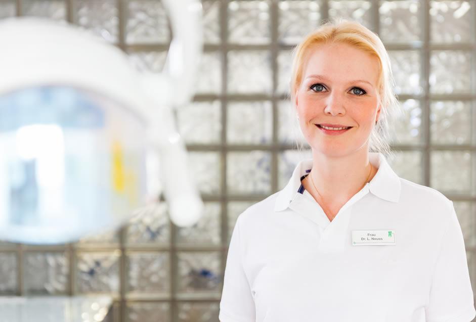 Dr. med. dent. Lavinia Neuss, Zahnärztin