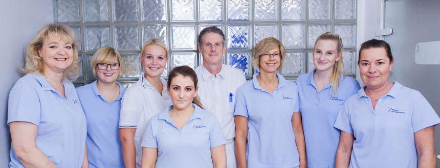 Team Praxis Dr. Anschütz