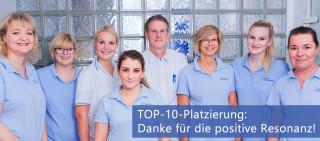 TOP-10-Platzierung